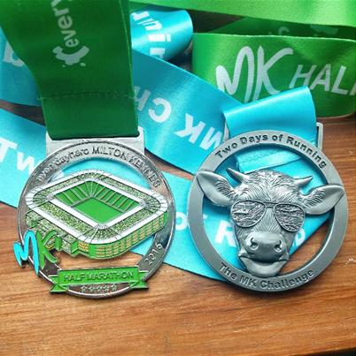 MK medals