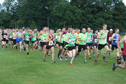 Colworth 5 (Marathon Challenge)