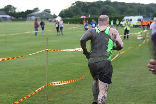 Mud at Colworth 5 (Marathon challenge)