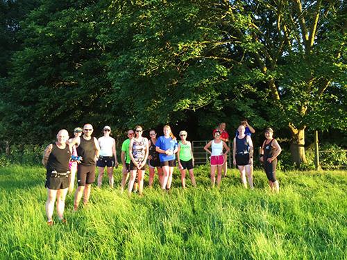 10k trail run