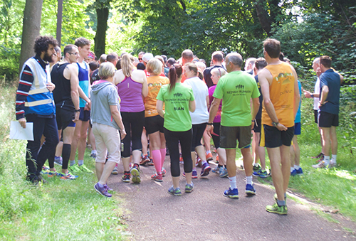 Linford Wood parkrun