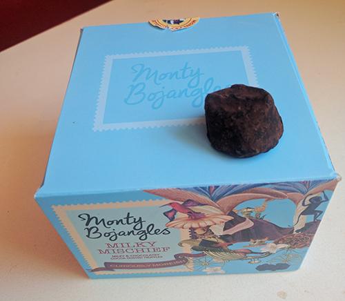 Monty Bojangles truffles