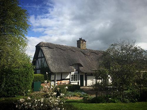 Holiday house in Shropshire