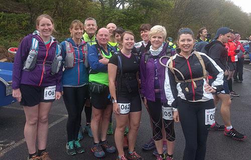 WDAC at Pembrokeshire marathon