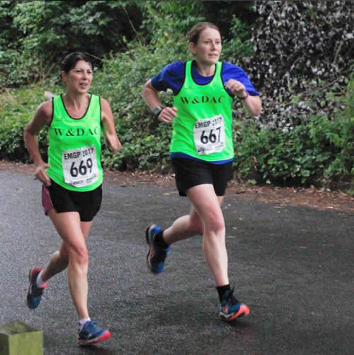 MK 10k with Margaret