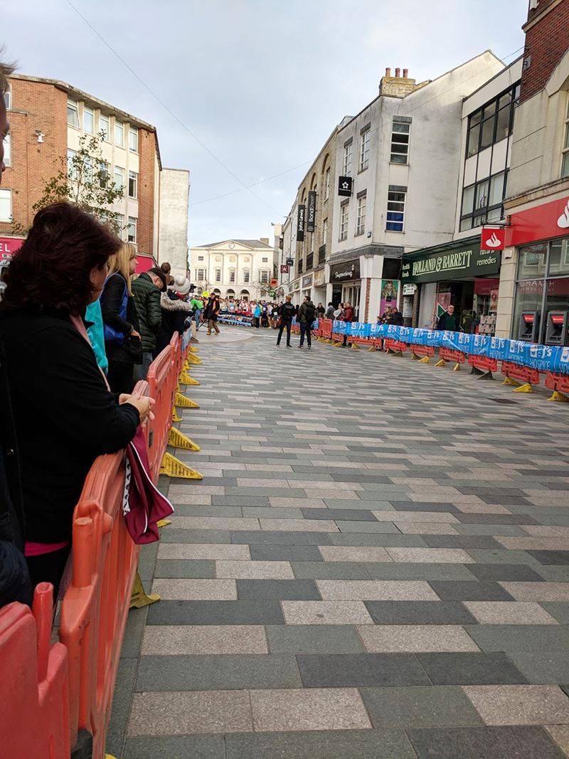 Chelmsford marathon start