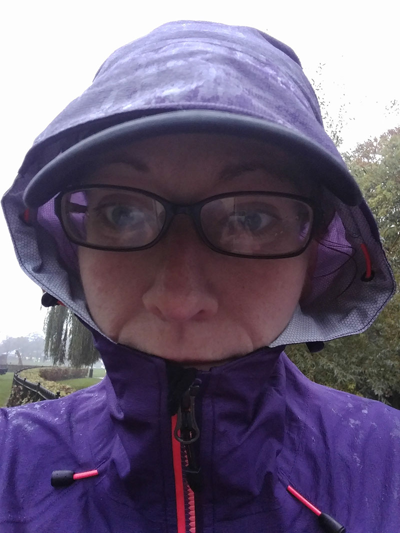 Rainy days at Kings Lynn parkrun