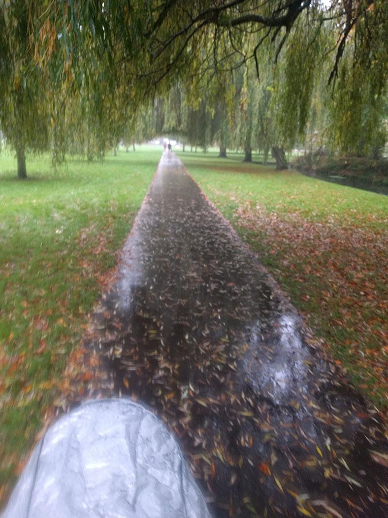 Rainy days at Kings Lynn parkrun