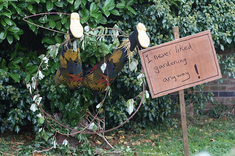 Stanwick Scarecrow festival 2017