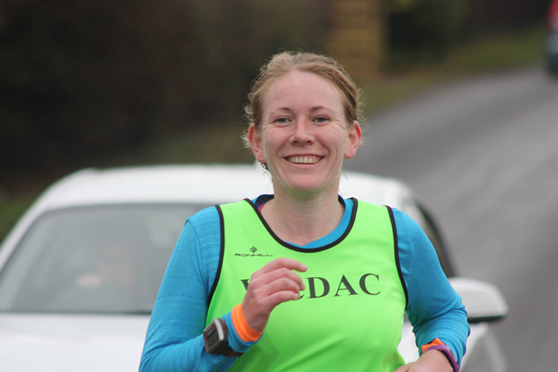 Bedford half marathon mile 11