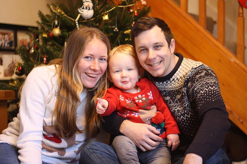 Family Christmas 2017