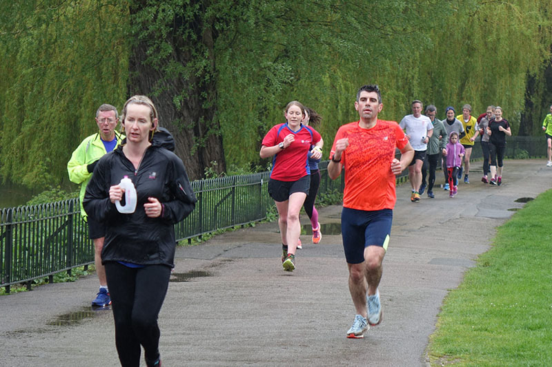 Luton Wardown parkrun