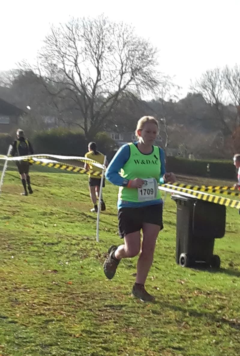 Wellingborough 3CXC race