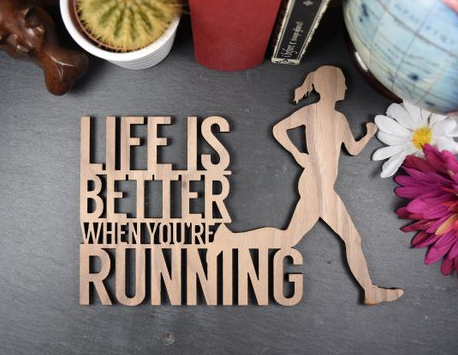 Life is better when you're running plaque